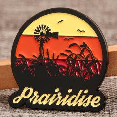 Landscape Custom Lapel Pins