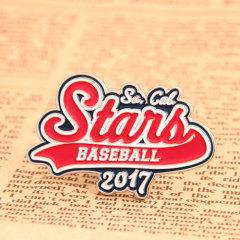 SCS Baseball Trading Pins
