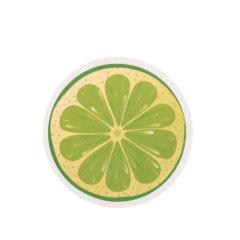 Lemon Slice Custom Stickers