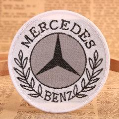 Mercedes Make Custom Patches