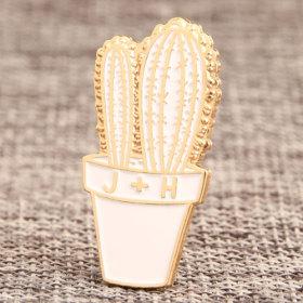 Potting Custom Lapel Pins