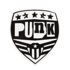 Punk Custom Stickers