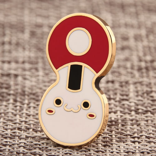 Cute Hard enamel pins