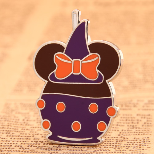 Mickey hard enamel pins