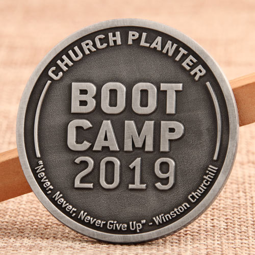 Boot Camp Challenge Coins
