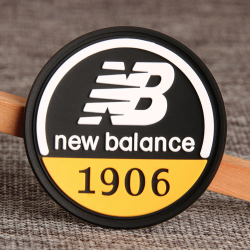 New balance PVC Patches