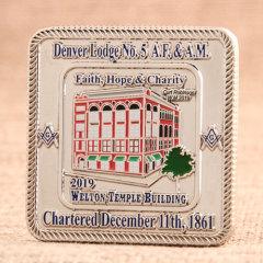 Denver Lodge Custom Challenge Coins