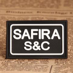 SAFIRA PVC Patches