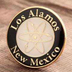 Los Alamos Lapel Pins