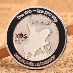 XPO Logistics Custom Challenge Coins