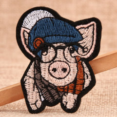 The Pig Boy Make Custom Patches