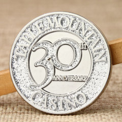 Table Mountain Casino Challenge Coins