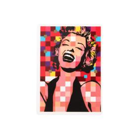 Marilyn Monroe Custom Stickers