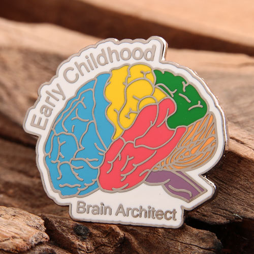 Early Childhood Enamel Pins