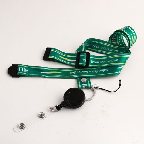 Green Lanyards for FUJIFILM