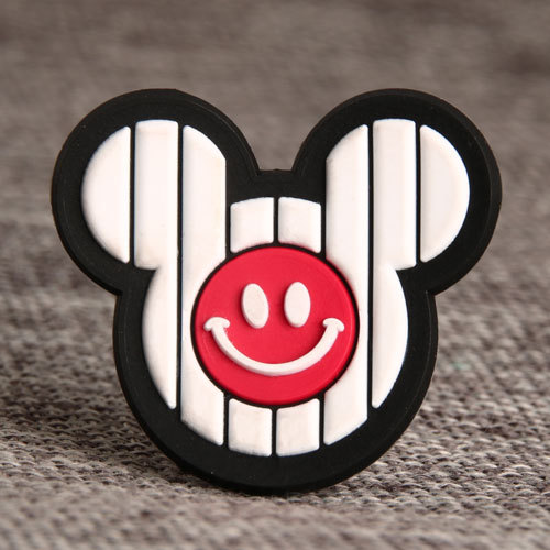 Mickey Mouse PVC Patches