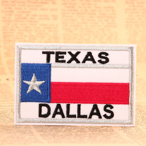 TEXAS Custom Patches Online