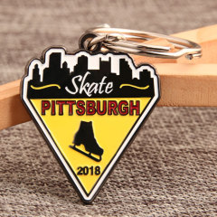 Pittsburgh Sports Custom Keychains