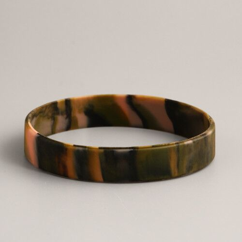 Camouflage Color Wristbands