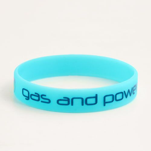 Gas and Power Wristbands