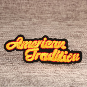 American Trandition Custom Patches