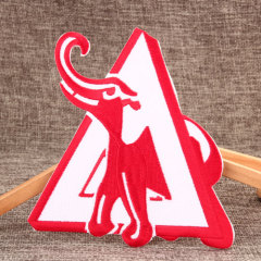 Circus Elephant Personalized Patches