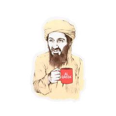 AL QAEDA Custom Stickers