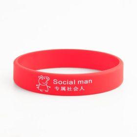 Social Man Wristbands