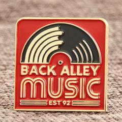 BAM Custom Lapel Pins