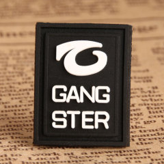 GANG PVC Patches