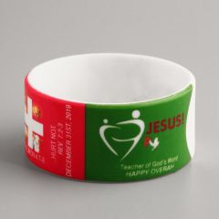 Awesome Wristbands for Christian Events