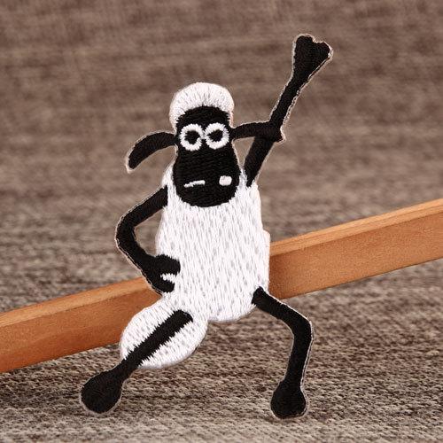 Shaun The Sheep Cheap Patches