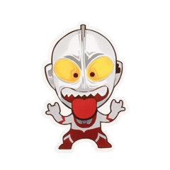 Ultraman Tiga Custom Stickers