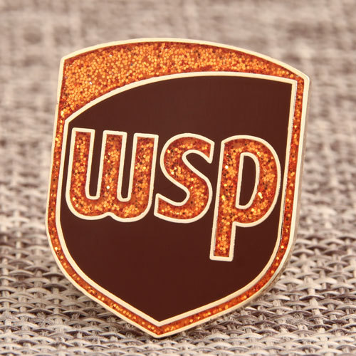 WSP Custom Lapel Pins