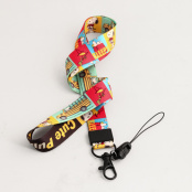 Cute Puppy Snoopy Lanyards