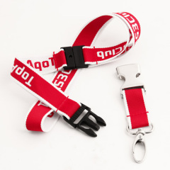 TopAS3Club Woven Lanyards