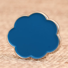 Over Thinker Lapel Pins
