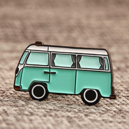 Bus Custom Lapel Pins