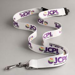 JCPL Dye-sublimated Lanyards