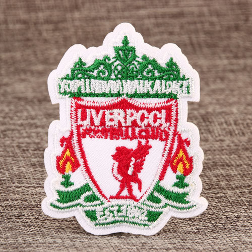 Liverpool Custom Patches
