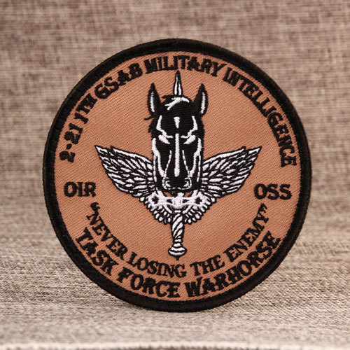 Warhorse Cheap Patches