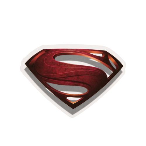 Superman Logo Custom Stickers