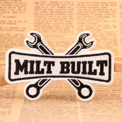 Milt Built Custom Patches