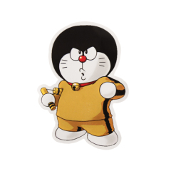 Kung Fu Doraemon Custom Stickers