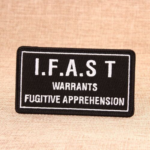 IFAST Cheap Custom Embroidered Patches