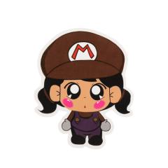 Mario Custom Stickers