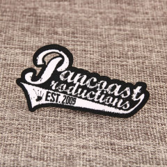 Pancoast Productions Custom Sew On Patches