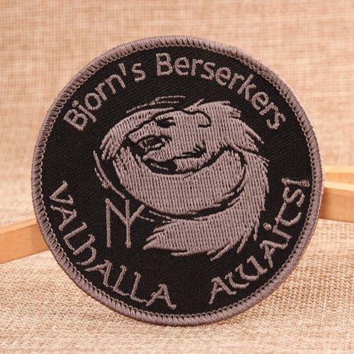 Berserker Embroidery Percentage
