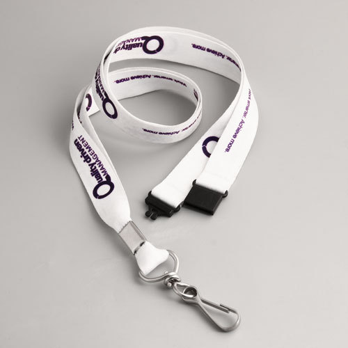 Quality Driven Management Lanyards