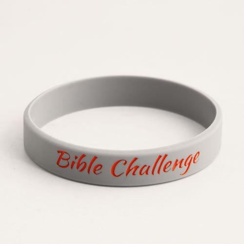 Bible Challenge Wristbands